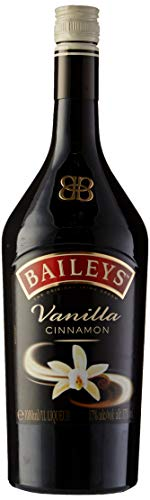 Baileys Licor Creme Vanilla Cinnamon - 1000 ml