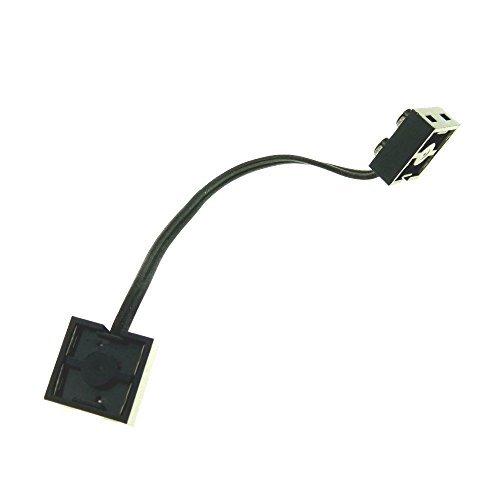 Preisvergleich Produktbild 1 x Lego Electric Kabel schwarz 15 Noppen Anschluss Verbindung Verlängerung Eisenbahn Strom Elektrik Technic ca. 12 cm geprüft Typ I 5306bc015