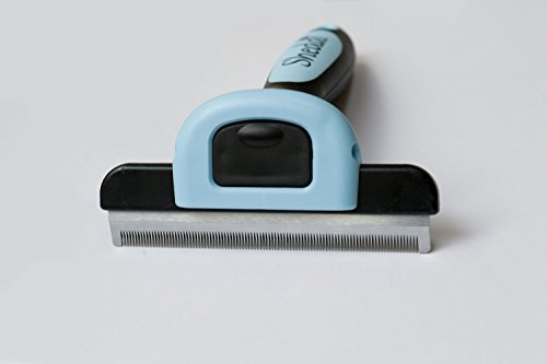 SHEDDI - DE-SHEDDING AND GROOMING all-in-one tool. This invaluable little tool helps keep your cherished animals well… 3