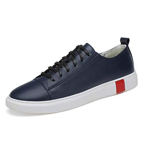 Männer Gehen Schuhe Leder Lace up Sneakers Wasserdichte Sport-Schuhe für Männer Lace Up Ballet Slippers
