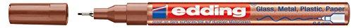 edding Glanzlack-Marker creative 780, 0,8 mm, kupfer (Kupfer-stift)