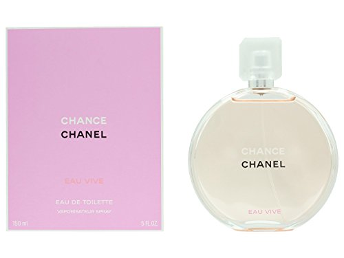 Chanel Chance Vive Eau de Toilette Vaporisateur/Spray für Frauen 150 ml