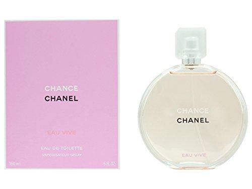 Chanel Chance Vive Eau de Toilette Vaporisateur/Spray für Frauen 150ml