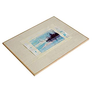 Artcoe 17 x 13-inch Lightweight Drawing Board Quarter Imperial, Pine