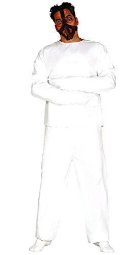 Kostüm Hannibal - Fiestas Guirca Hannibal Zwangsjacke Kostüm Größe