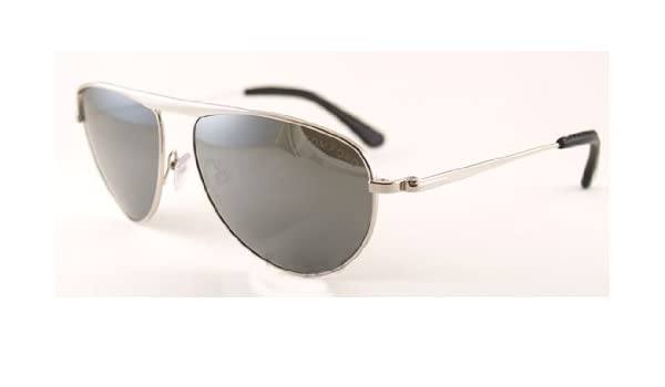 b77fd91fe4d7 Tom Ford TF 108 James Bond 007 18C Silver Sunglasses  Amazon.co.uk  Clothing