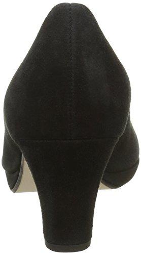 Gabor Fashion, Escarpins Femme Noir (Schwarzlfs Natur)