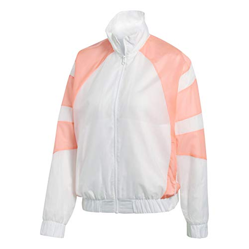 adidas Damen EQT Originals Jacke, White/Chacor, 36