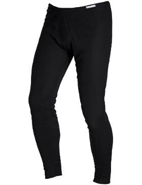 CMP Wäsche Thermounterwäsche - Pantalón interior térmico para niño, color negro, talla 116 cm