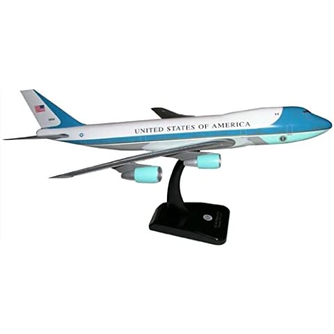 Boeing 747-200 US Air Force One Maßstab 1:200