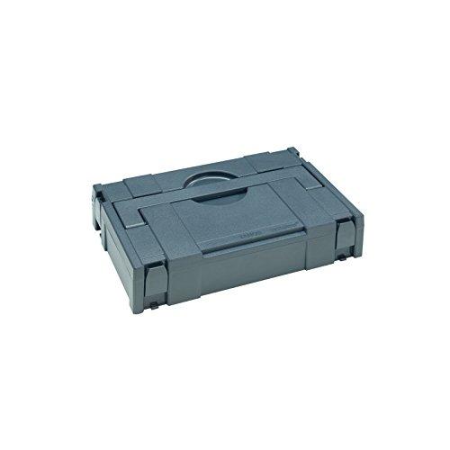 Preisvergleich Produktbild Tanos Classic Mini-Systainer Gr. 1 anthrazit - 80001021