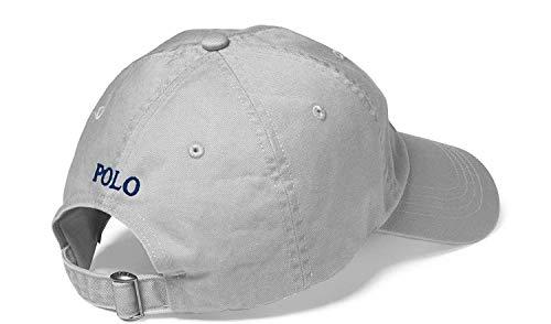Imagen de polo ralph lauren   de béisbol  gris alternativa