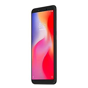 "Xiaomi Redmi 6 5.45"" SIM Doble 4G 3GB 32GB 3000mAh Negro - Smartphone (13,8 cm (5.45""), 3 GB, 32 GB, 12 MP, Android, Negro)"