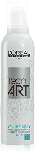 L'Oréal Professionnel TecniART Volume Riche, 250 ml, 1er Pack, (1x 250 ml)
