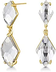 Mestige Interstellar Women's Drop & Dangle Earrings with Swarovski Crystals -