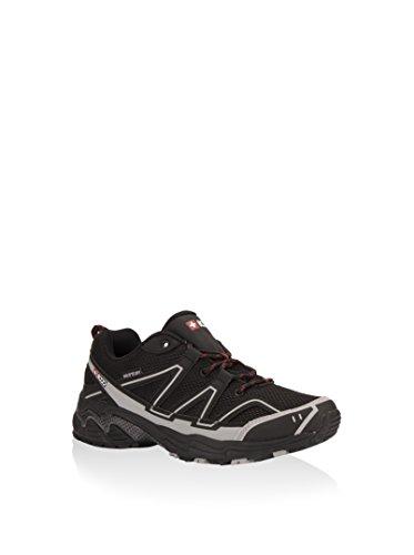 +8000 hommes Chaussures de randonnée termux pour, Homme, Termux, gris foncé, Size 45