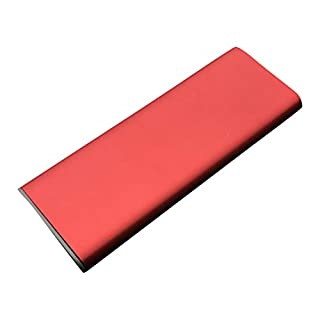 PerGrate 25-Piece Set Multi-Tools Magnetic Screwdriver Set Repair Kit with Aluminium Case red