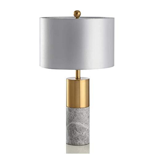Lámpara de mesa salón dormitorio mesa de noche lámpara: Amazon.es ...