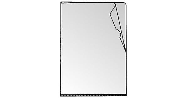 mit Griffloch DIN A4 10 Sichthüllen
