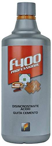 ACIDO FORTE PER CEMENTO F400 1 LT Cartomatica Confezione da 12PZ