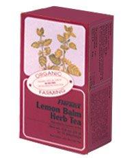 12 Pack of Gluten Free Floradix Lemon Balm Organic Herbal Tea 15 Bag
