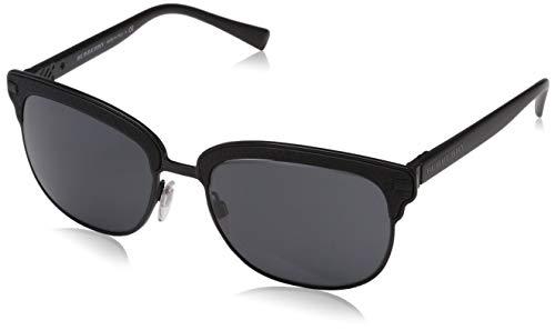 BURBERRY Herren 0Be4232 346487 56 Sonnenbrille, Schwarz Black/Grey