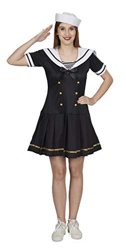 Andrea Moden Kostüm Navy-Girl (Navy Girl Kostüm)