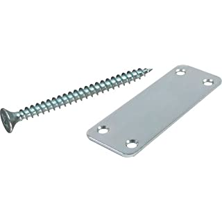 Quality steel joining plates and screws with Free Postage (Fixit Hardware)