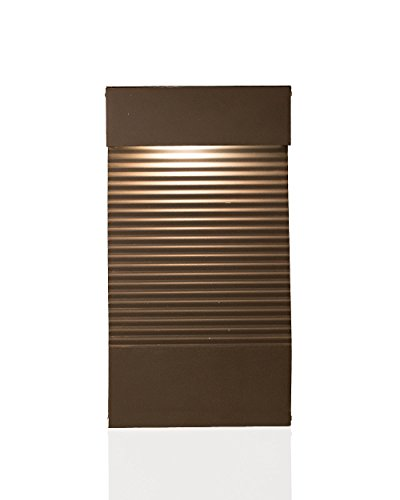 "Outdoor ballard fixture. Ideal for garden/parking lighting. Size:h 20.5"" x 11"" dia"