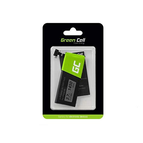 Green Cell® 616-0579 616-0479 Batteria per Apple iPhone 4s A1431 A1387 (Li-Ion pile 1430mAh 3.7V)