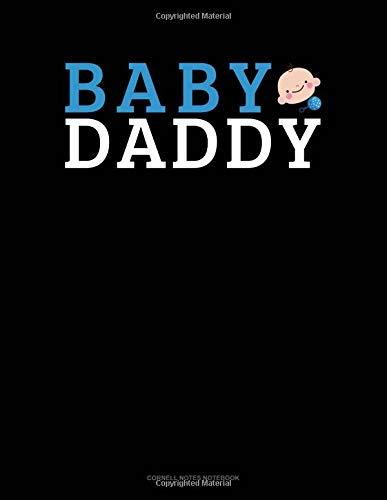 Baby Daddy: Cornell Notes Notebook por Jeryx Publishing
