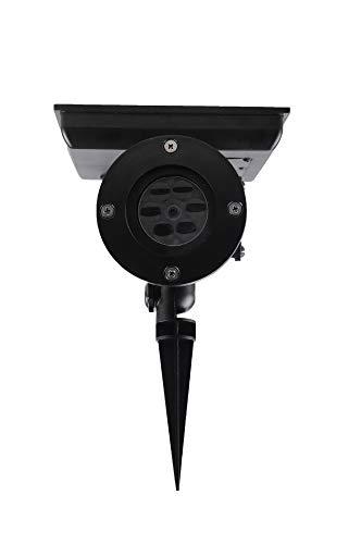 Y-YT LED Projektor Lichter Outdoor-Solar-Karte muss Nicht die Projektionslampe Projektion Hof einstecken