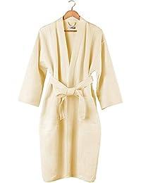 Alineadas Nupciales Personalizadas De La Boda De La Galleta del Vestido, Batas De Algodón Batas