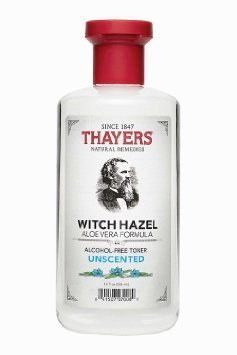 Thayers Alcohol-free Unscented Witch Hazel Toner (12-oz.) by Thayer's