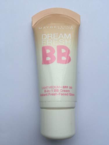Maybelline Dream Fresh 8 in 1 BB Cream 30ml Medium Skin