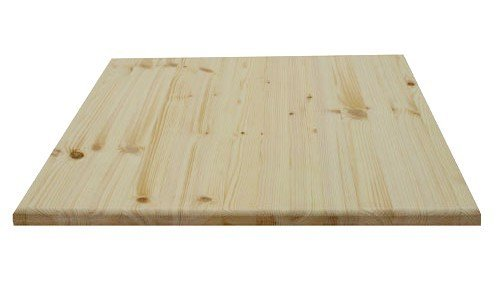 Allwood Whitewood Table Top 5/4 x 36 x 36