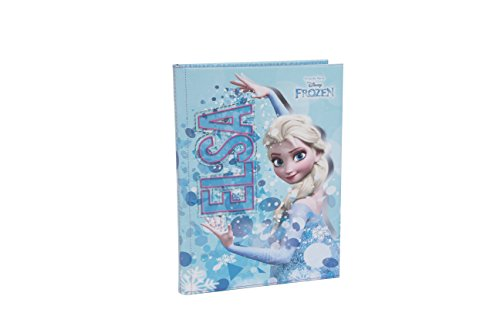 Giochi preziosi frozen diario scuola 10 mesi, formato standard, 320 pagine, grafiche assortite, collezione 2018/19