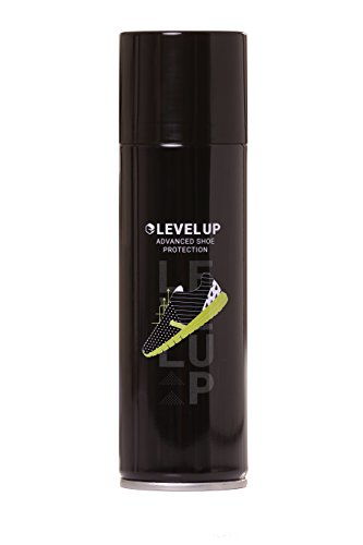 LEVEL UP Shoe Protection | Sneaker Imprägnierspray | Protect Spray | Water Repellent | Dirt Blocker 230ml | Wasser- und Schmutzabweisend | Alle Materialien