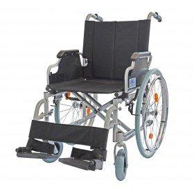 Trendmobil TML Leichtgewichtrollstuhl mit Steckachsensystem Sitzbreite 42 cm Faltrollstuhl Transportrollstuhl Reiserollstuhl Rollstuhl HMV 18.50.02.2102 Gewicht 13,6-15 kg Belastbarkeit 135 kg - Vorteil Rollstuhl