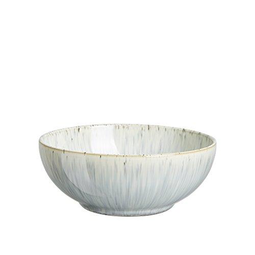Denby Halo Müslischale, 17cm, Schwarz Coupe Cereal Bowl