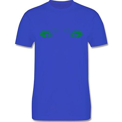 Andere Fahrzeuge - Panzer - Herren Premium T-Shirt Royalblau