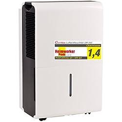 Comfee Luftentfeuchter/Bautrockner MDDP-50DKN3 (50L in 24h), Raumgröße ca. 100m²