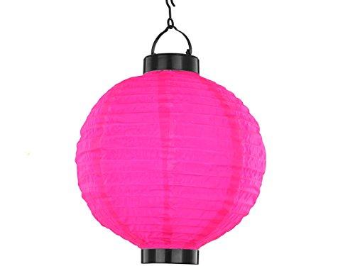 Solarleuchte Solar Farbe: Rosa