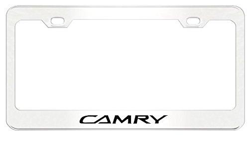Toyota Camry Metall Chrom Nummernschild Rahmen