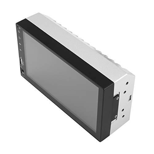 LoveOlvidoD Bluetooth-Spieler des Auto-MP5 7 Zoll-TFT LCD-Anzeigeschirm FM-Radio USB/TF/Aux-Eingang/Auto-Rückansicht-Monitor 1080P Play Back
