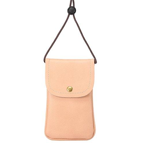 TONGZHENGTAI Einfaches Geschäft reine Farbenuniversalvertikale PU-Leder-Kasten- / Telefon-Ledertasche mit Schnur für iPhone 6s Plus, für Samsung-Galaxie-Anmerkung 5 u. Anmerkung 4 / S7 / S6 edge +, fü