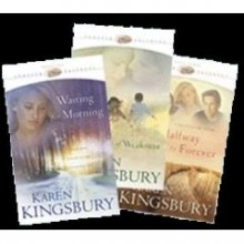 Forever Faithful: Waiting for Morning / a Moment of Weakness / Halfway to Forever (Kingsbury, Karen)