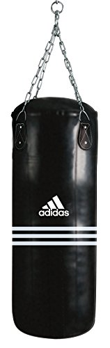 adidas Boxsack PU Training Bag, black, 90 x 30 cm, ADIBAC17-90