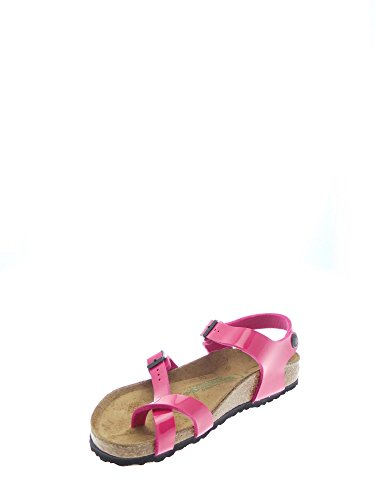Pink Sandali Taormina Caviglia alla Birkenstock Cinturino Bambina con 0BwPngq