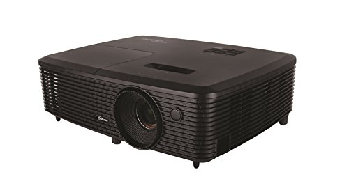 Optoma dh1020 Heller 1080p Business de projection, 3400 lumen Noir